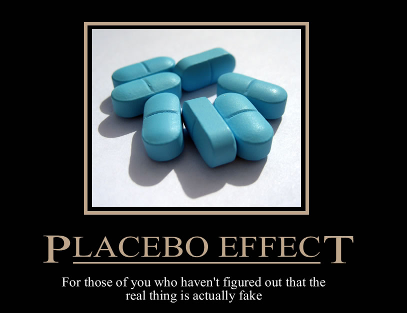 the placebo effect how strong is So the placebo effect, though a real phenomenon, seems to be quite small p = 001 moderate evidence for a real effect p = 0001 strong evidence for real effect.